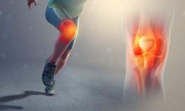 Intra-artikuläre Injektion und Infektion vor einer Knieprothesenoperation